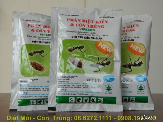 Diệt Mối, Phòng Mối, Diệt Côn Trùng ( ruồi, muỗi, kiến, gián.........) - 15