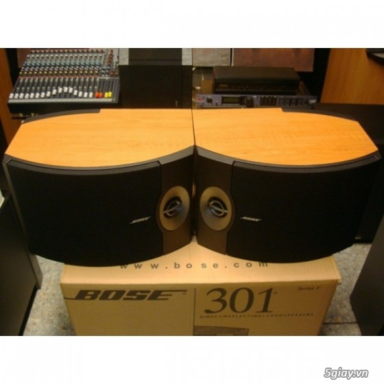 Loa Bose 301 Series V chính hãng Mexico, hàng mới 100%