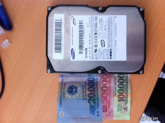 LKVT - HDD, DVDRW, MAIN, POWER, CPU, RAM, VGA, LCD, CASE ... Giá Tốt Cho Số Lượng! - 8