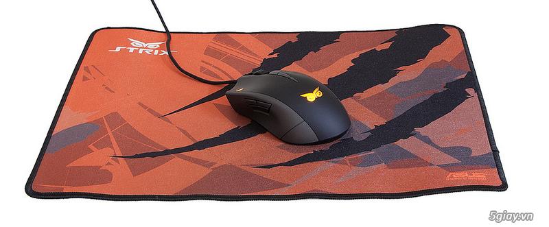 Đánh giá nhanh 2 Mouse Pad Strix Glide Speed và Glide Control - 36849