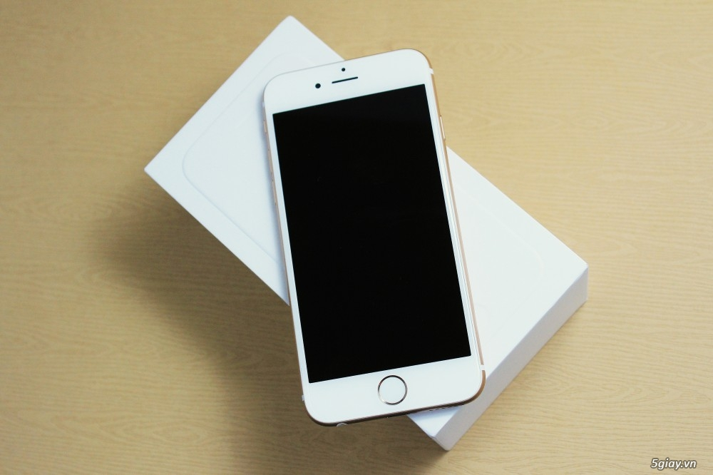 Đánh giá iPhone 6: đẳng cấp là mãi mãi