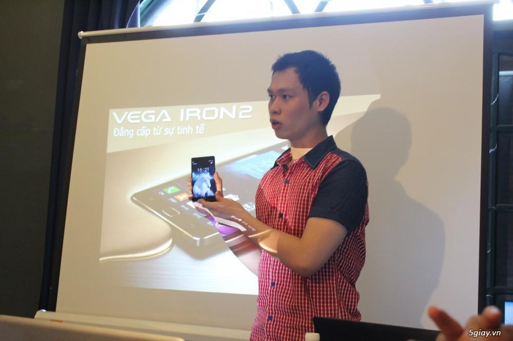 Vega Iron 2 chính thức bán ra vào hôm nay, giá 12.200.000đ - 34348