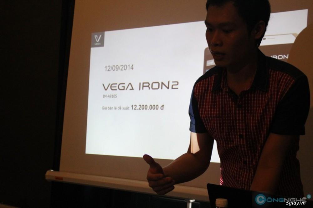 Vega Iron 2 chính thức bán ra vào hôm nay, giá 12.200.000đ - 34354