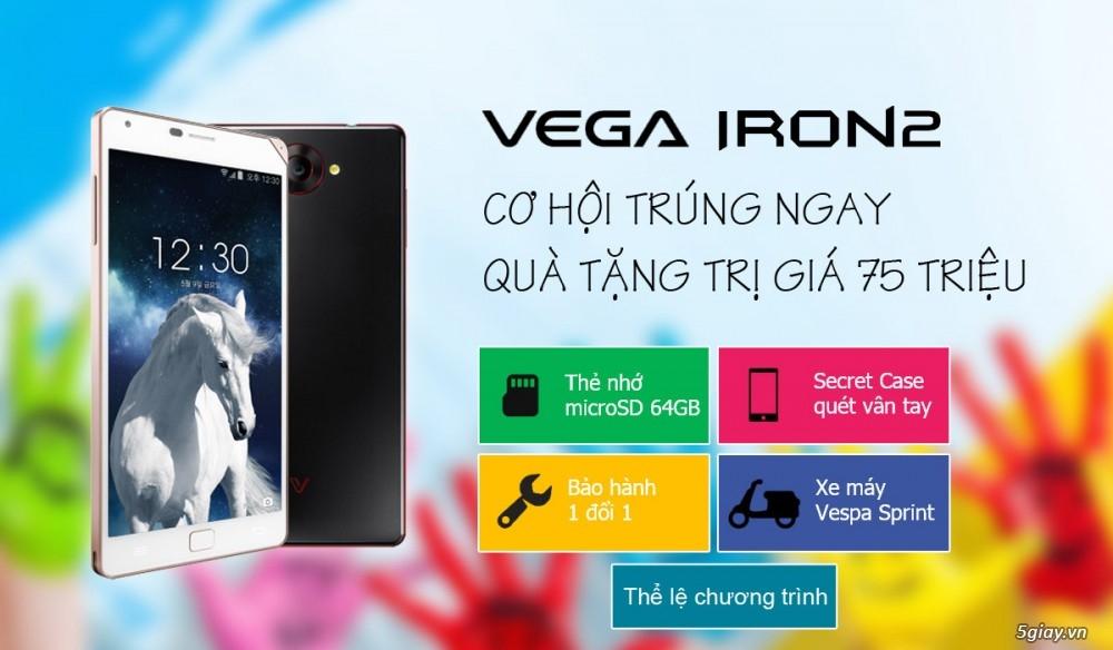 Vega Iron 2 chính thức bán ra vào hôm nay, giá 12.200.000đ - 34349
