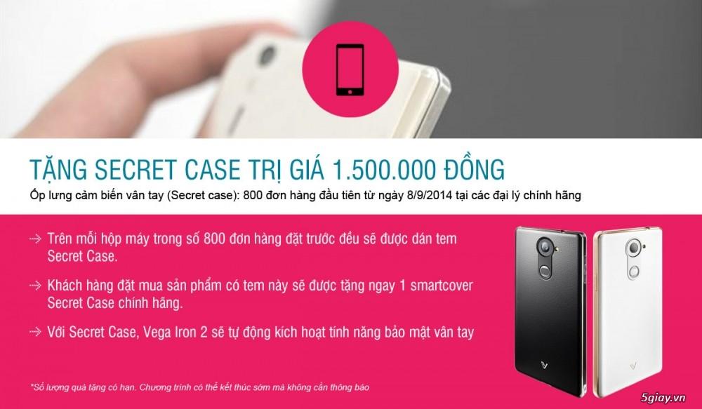 Vega Iron 2 chính thức bán ra vào hôm nay, giá 12.200.000đ - 34351