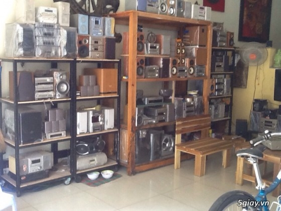 Bán dàn audio mini MX 50,hàng nhập nguyên bản .l/h 2/7 văn cao Đà nẵng.d/T 0903512125 - 1