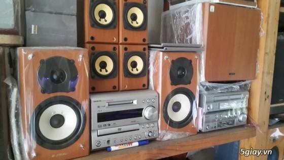 Bán dàn audio mini MX 50,hàng nhập nguyên bản .l/h 2/7 văn cao Đà nẵng.d/T 0903512125 - 2