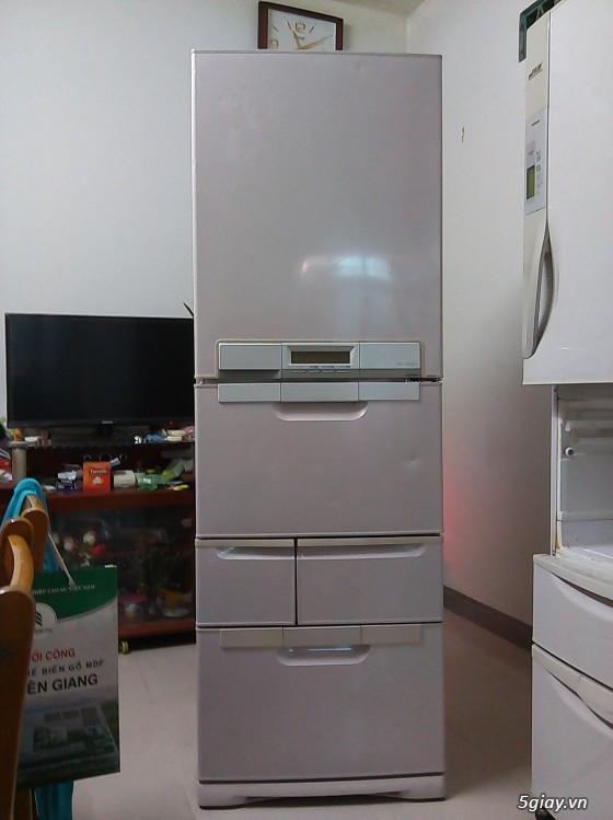 Tủ Lạnh Nội Địa Nhật - tiết kiệm điện (100v)