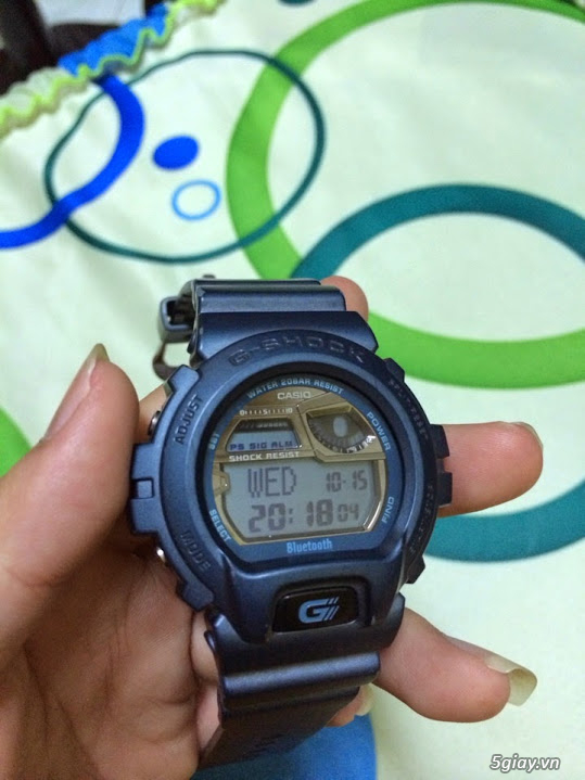 Bán Đồng hồ Casio g-shock GB-6900AB