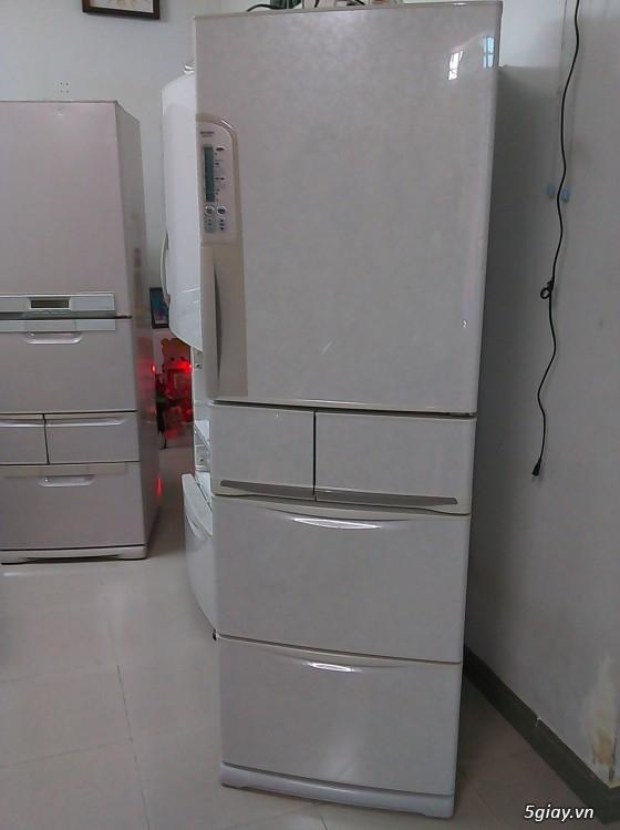 Tủ Lạnh Nội Địa Nhật - tiết kiệm điện (100v) - 4