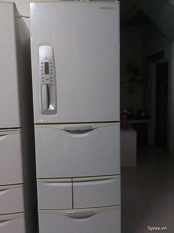 Tủ Lạnh Nội Địa Nhật - tiết kiệm điện (100v) - 9