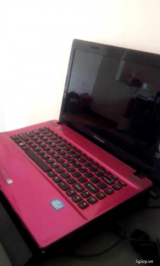 Ban Laptop Lenovo Z470 Gia Re