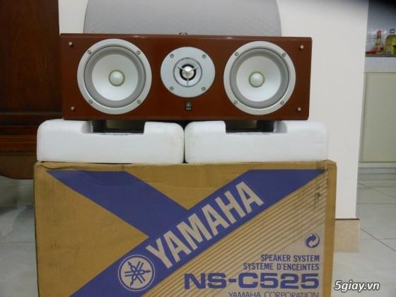 Receiver và ampli (nghe nhạc & xem phim-3D-dtsHD-trueHD-HDMA)loa-center-sub-surround. - 1