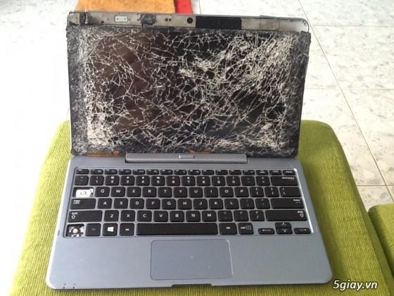 Cần thanh lý máy tính bảng và con laptop samsung Ve chai cho ae love khoa học - 3