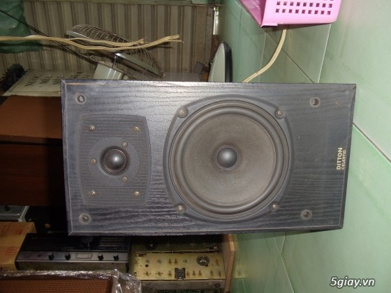 Bán DAM-A50II, Cặp loa DITTON 1 CELCSTION, Reciver stereo LAFAYETTE giá tốt. - 10