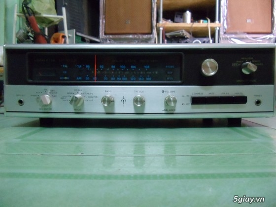 Bán DAM-A50II, Cặp loa DITTON 1 CELCSTION, Reciver stereo LAFAYETTE giá tốt. - 14