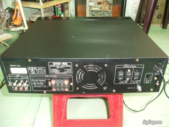 Bán DAM-A50II, Cặp loa DITTON 1 CELCSTION, Reciver stereo LAFAYETTE giá tốt. - 1