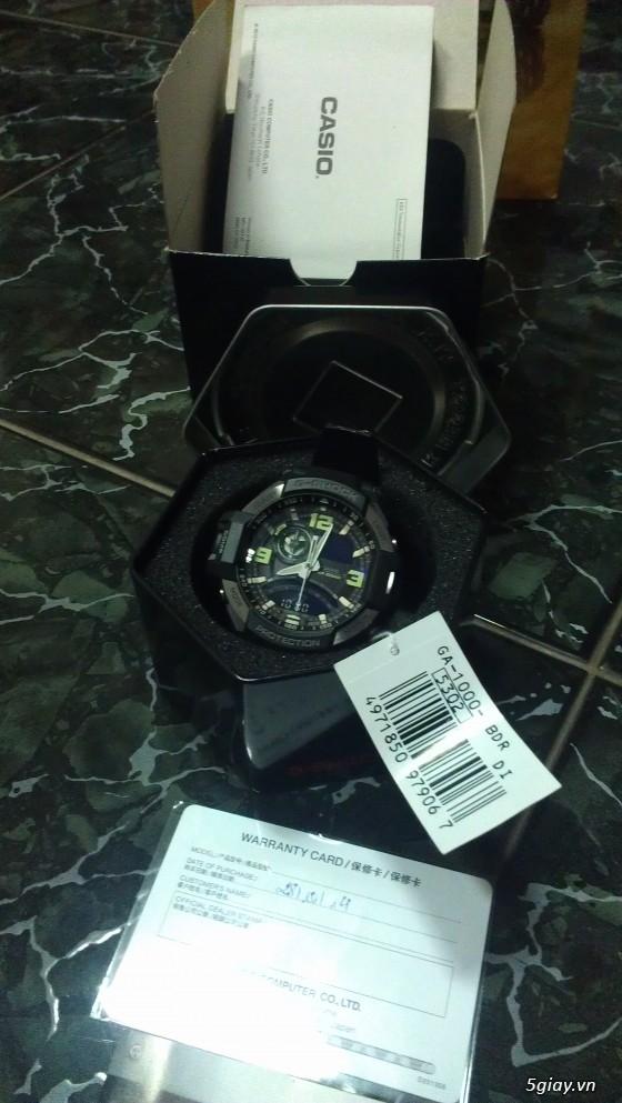 Đồng hồ Casio G-Shock mới 100% [Full Box, Full hình ] Chính hãng giá chất - 2