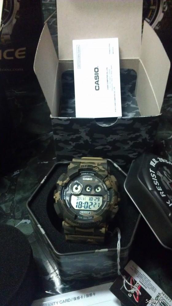Đồng hồ Casio G-Shock mới 100% [Full Box, Full hình ] Chính hãng giá chất - 5