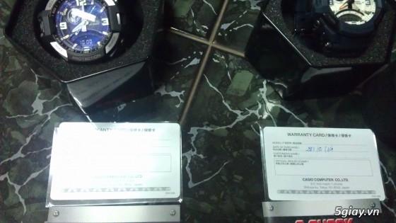 Đồng hồ Casio G-Shock mới 100% [Full Box, Full hình ] Chính hãng giá chất - 4