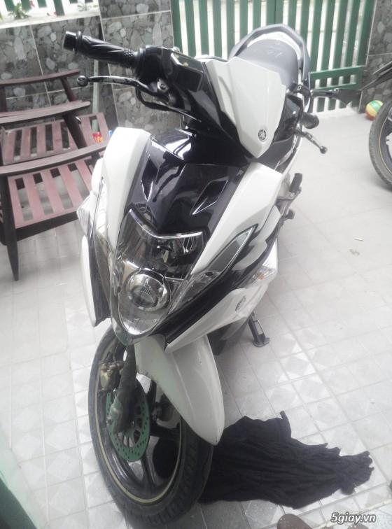 Yamaha - Cần bán novo5 2013 màu trắng rc giá tốt đây