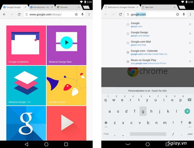 Android L, Nexus 9, Nexus 6 sẽ ra mắt vào ngày 23/10? - 38619