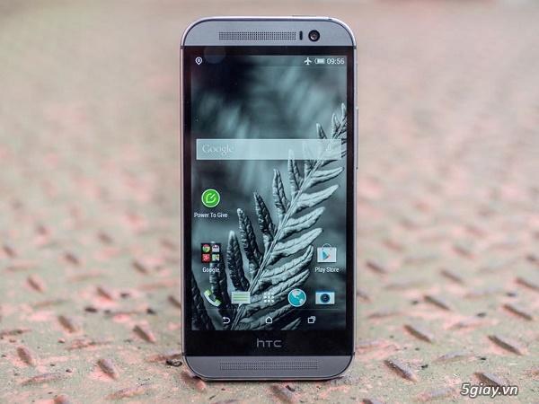 HTC One Mini 2 lệ kệ với thiết kế nổi bật - 42520