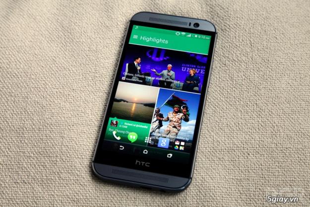 HTC One Mini 2 lệ kệ với thiết kế nổi bật - 42522