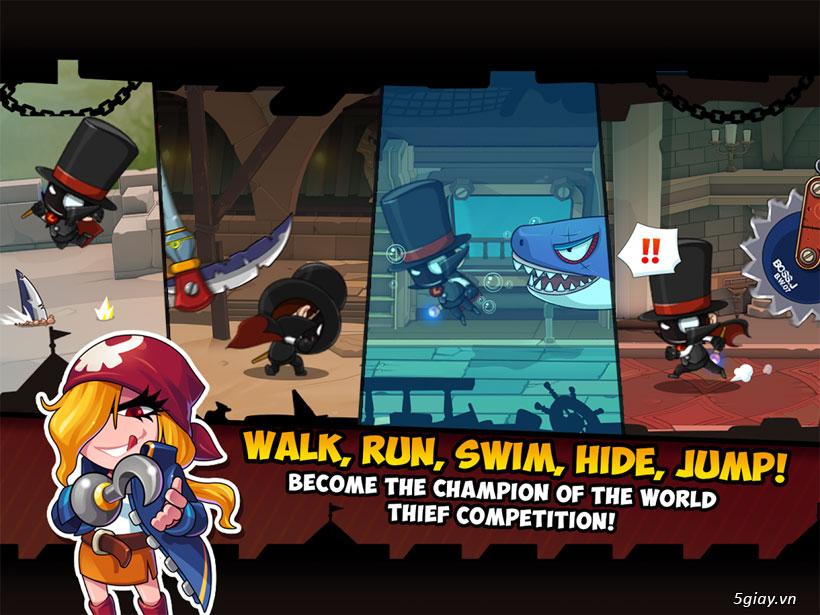Thief Lupin 2: game gây ghiện với đồ họa đẹp mắt - 38597