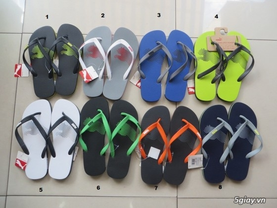 [Mr_Bean] Clark, Nike, puma, Lacoste, Adidas, Kappa… hang VNXK về liên tục ! - 30
