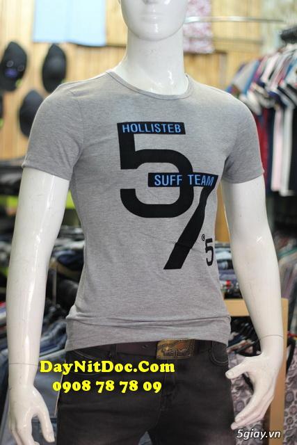 Áo Thun Nam Body - Áo Sơ Mi Nam Body - Quần Short Jean - Quần Jeans Skinny Rẻ Đẹp Bền - 20
