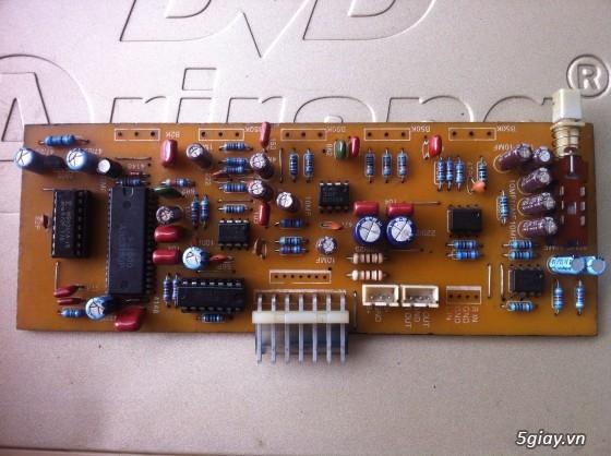 bo nâng cấp echo amply chống hú cực tốt giá rẻ 50k.
