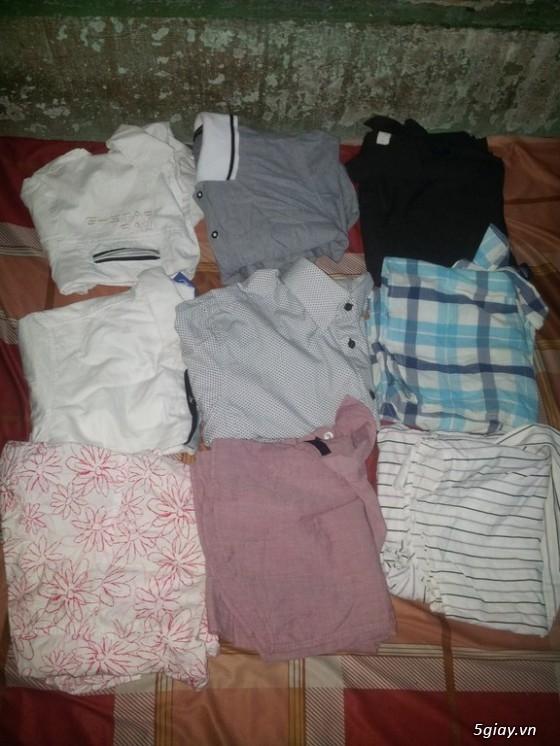 Thanh lý áo và quần cho AE nào to to con đây :D -> nhanh còn chậm hết nha....!!!!! - 1