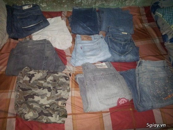 Thanh lý áo và quần cho AE nào to to con đây :D -> nhanh còn chậm hết nha....!!!!! - 36