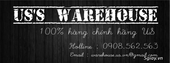 US'S WAREHOUSE - Cam kết 100% hàng chính hãng US - Hàng hiệu giá cực tốt ...