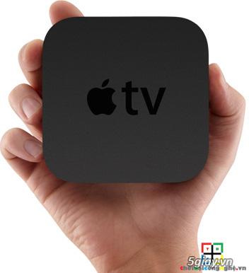 """Tim Cook: Apple TV không còn là một """"món đồ chơi"""" - 57222"""