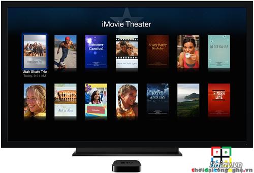 """Tim Cook: Apple TV không còn là một """"món đồ chơi"""" - 57223"""