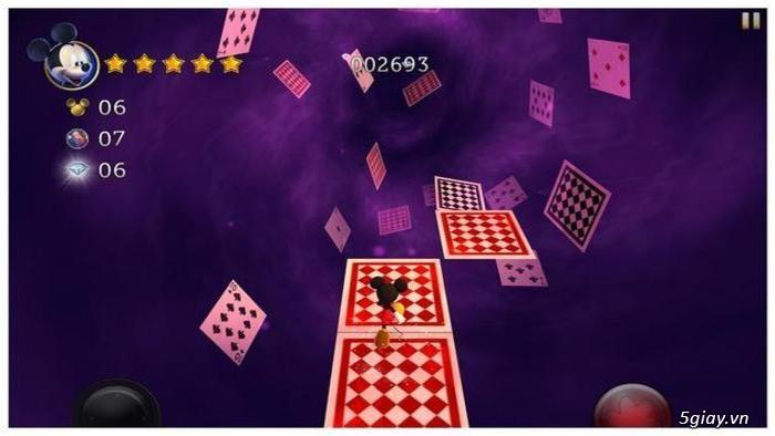 Siêu phẩm phiêu lưu cổ điển cùng chuột Mickey với Castle of Illusion - 63249