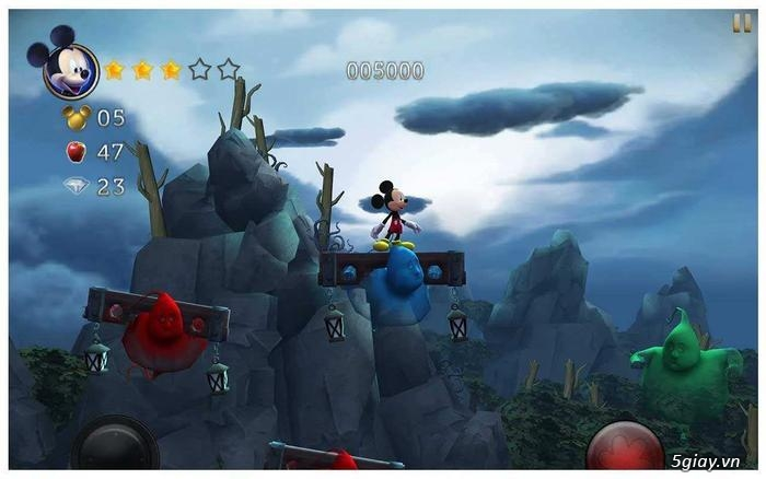 Siêu phẩm phiêu lưu cổ điển cùng chuột Mickey với Castle of Illusion - 63252