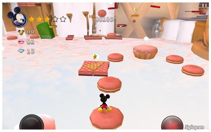 Siêu phẩm phiêu lưu cổ điển cùng chuột Mickey với Castle of Illusion - 63251