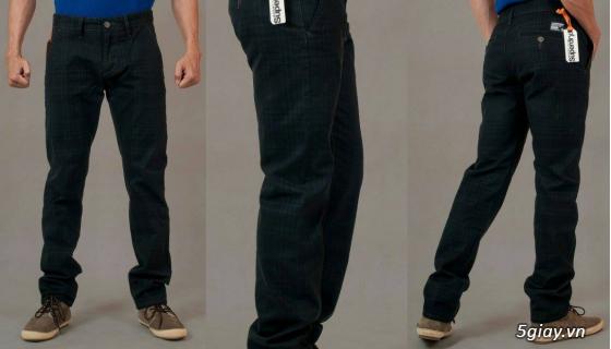 [MR.BEAN] Quần jean, áo sơ mi, áo thun nam, mũ nón, giày dép (Holliter, Aber...) - 20