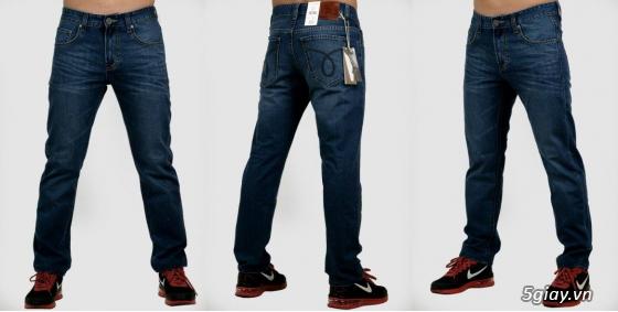 [MR.BEAN] Quần jean, áo sơ mi, áo thun nam, mũ nón, giày dép (Holliter, Aber...) - 30