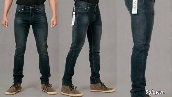 [MR.BEAN] Quần jean, áo sơ mi, áo thun nam, mũ nón, giày dép (Holliter, Aber...) - 22