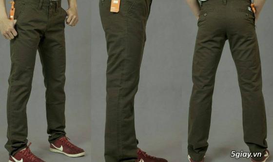 [MR.BEAN] Quần jean, áo sơ mi, áo thun nam, mũ nón, giày dép (Holliter, Aber...) - 16