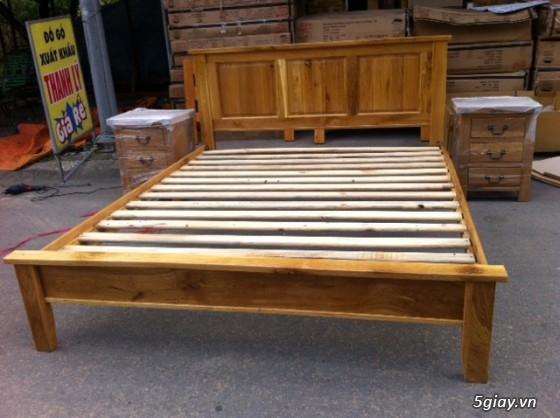 Thanh lý kho đồ gỗ xuất khẩu giá rẻ - 11