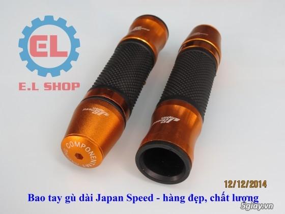 E.L SHOP Đèn led siêu sáng xe mô tô: XHP50, XHP70 i7, Cree, Philips Lumiled,Gương cầu LED xe gắn máy - 22