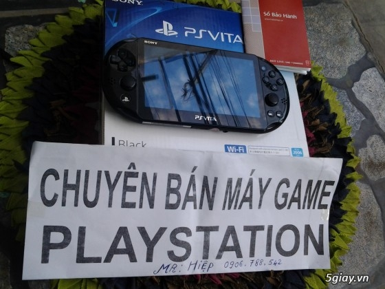PlayStation Game _ Mua bán máy Game PS4, PS3, Ps2, Ps1, PsP, PSvita uy tín