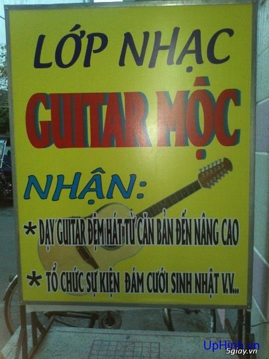 Tân Phú _  CLB âm nhạc Locococ ( Lớp nhạc Guitar Mộc) - 6
