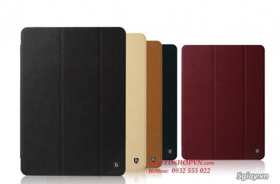 |TDSHOPVN.COM| Sạc, cáp, bao da chính hãng iPad Air 2. Dán kính cường lực Sapphire. - 10