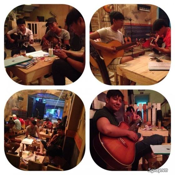 Tân Phú _  CLB âm nhạc Locococ ( Lớp nhạc Guitar Mộc) - 4